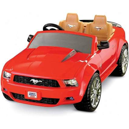 Power Wheels Ford Mustang