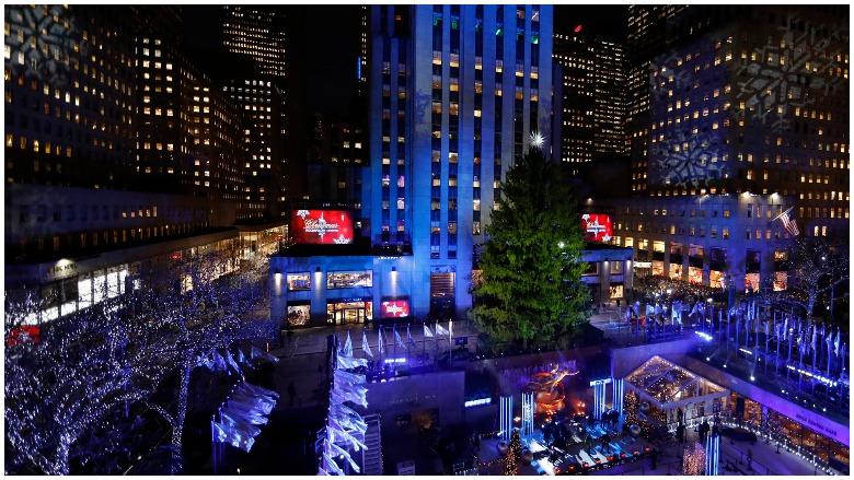Rockefeller Center Christmas Tree 2019