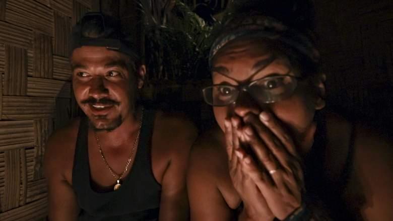 Rob Mariano and Sandra Diaz-Twine on Survivor