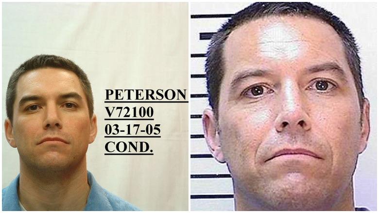 Scott Peterson Now