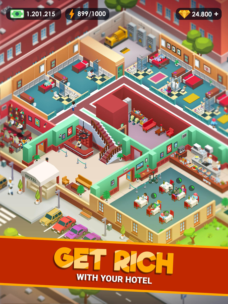 5 Hotel Empire Tycoon Tips Tricks You Need To Know Heavy Com