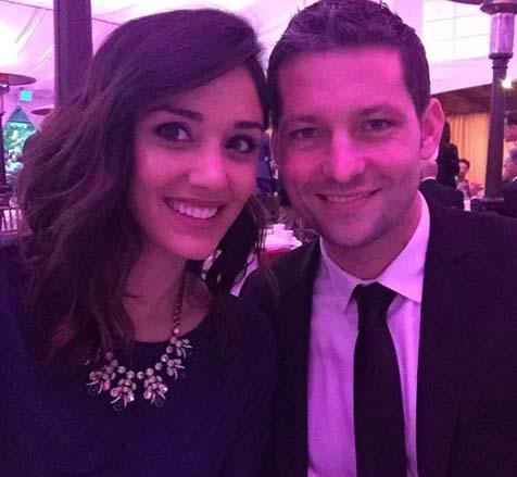 Monica Ruiz husband Chris O'Malley