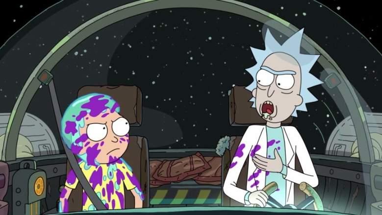 Rick and Morty Season 4 Episode 5