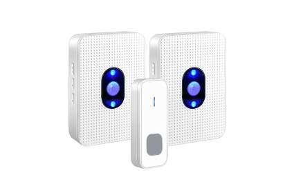 SilkRd Wireless Doorbell