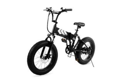 Swagtron EB-8 Outlaw Fat Tire Electric Bike
