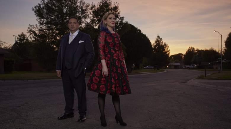 Steve DiSchiavi and Amy Allan star on The Dead Files