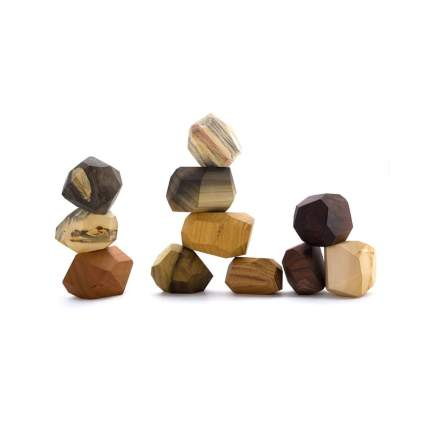Tumi Ishi Wood Balancing Blocks