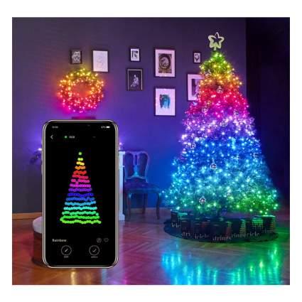 smart LED chistmas lights