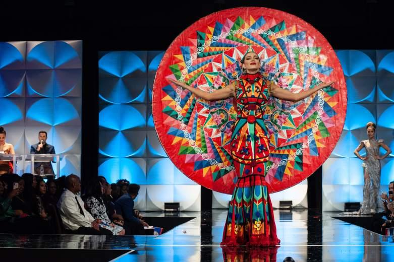 Miss Universe Costa Rica Best National Costume