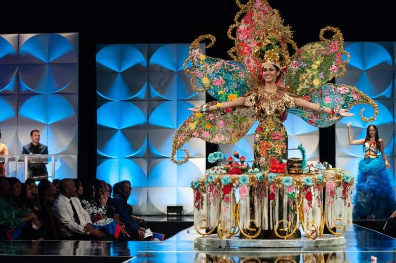 Miss Universe Malaysia Best National Costume