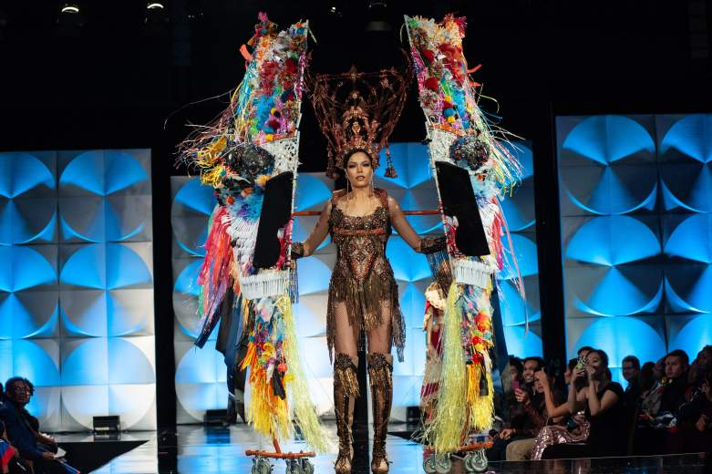 Miss Universe Thailand Best National Costume