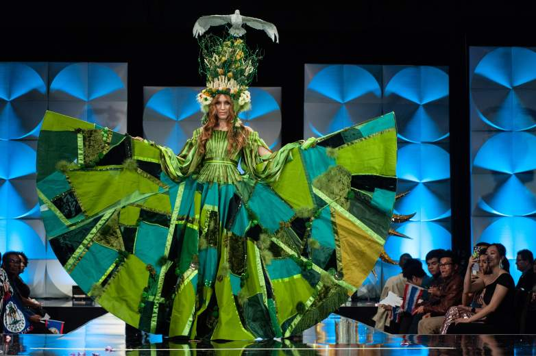 Miss Universe Ukraine Best National Costume