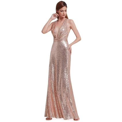 Ever-Pretty Sequins Sexy Formal Dresses