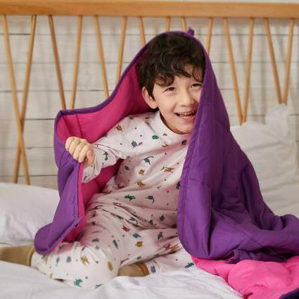 ZonLi Weighted Blanket for Kids
