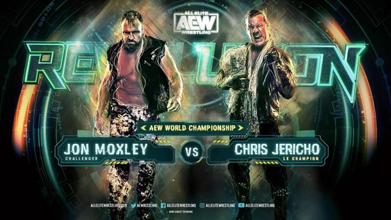 AEW Revolution Moxley Jericho