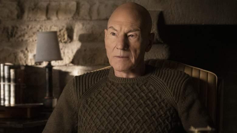 Patrick Stewart Star Trek: Picard