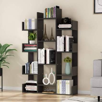 12-Shelf Bookcase