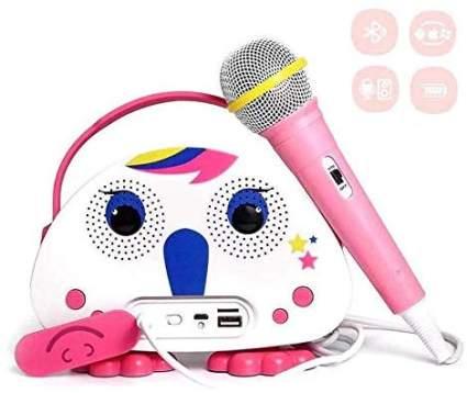 Karaoke Bluetooth Machine for Kids