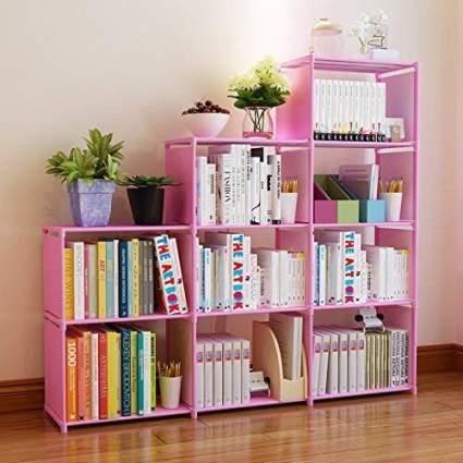 Children's Bookcase 30 inch Adjustable Bookshelf
