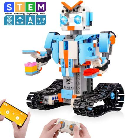Sillbird STEM Building Blocks Robot for Kids