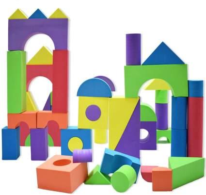 Giant Foam Building Blocks