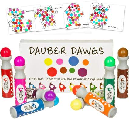 Washable Dot Markers