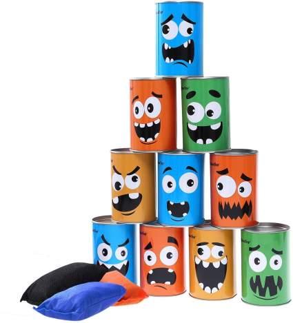 BaseToy Carnival Games Bean Bag Toss