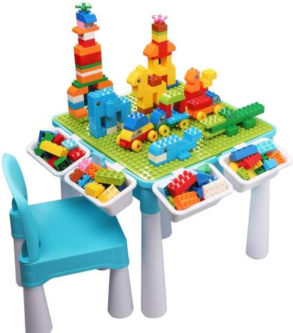 5-in-1 Multi Activity Table Set