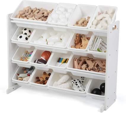 Tot Tutors Extra-Large, Supersized Toy Storage Organizer