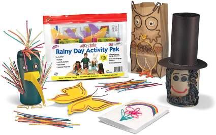 WikkiStix Rainy Day Activity Pak