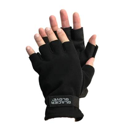 Glacier Glove Alaska River Series Fingerless