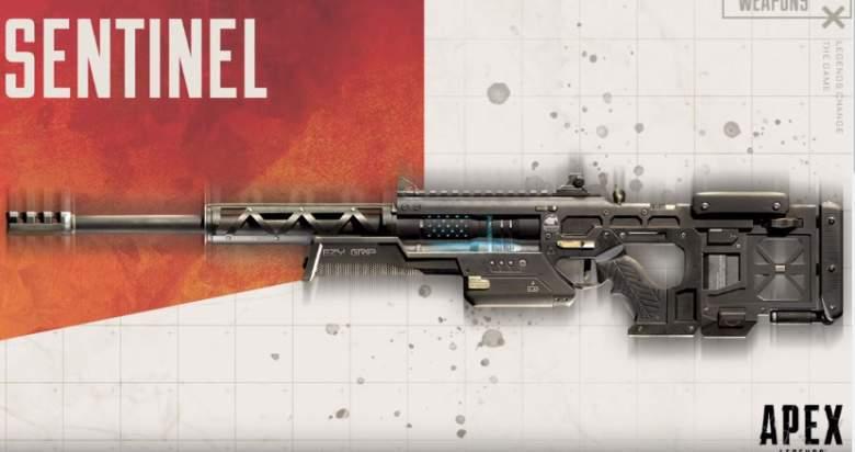Apex Legends Sentinel