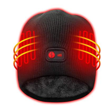Autocastle Windproof Heated Hat