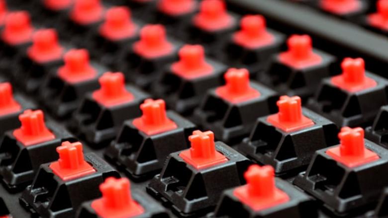 cherry mx red keyboard