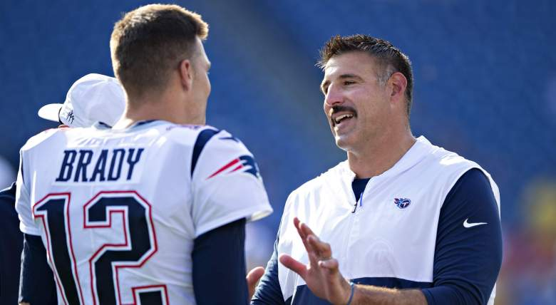 Tom Brady, Mike Vrabel