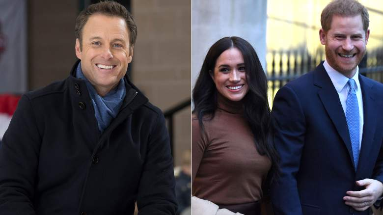 Chris Harrison advice Meghan Markle, Prince Harry