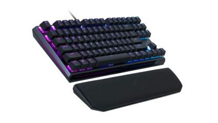 coolermaster k750 cherry red keyboard