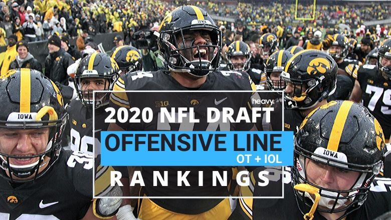 2020 NFL Draft Offensive Line Rankings: Iowa's Tristan Wirfs