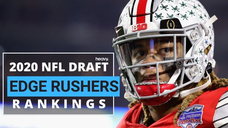 2020 NFL Draft Edge Rusher Rankings: Ohio State's Chase Young