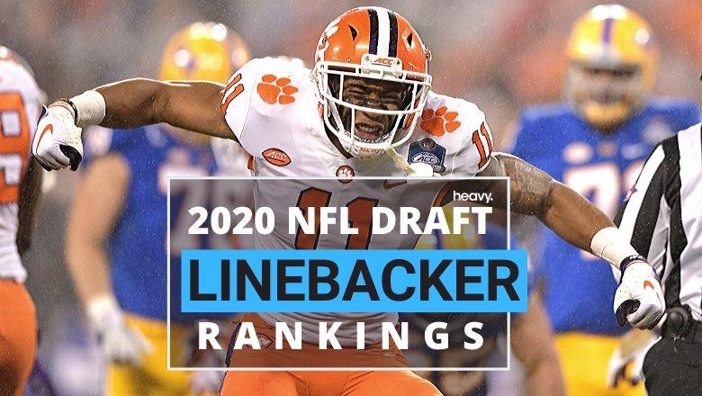 2020 NFL Draft Linebacker Rankings: Clemson's Isaiah Simmons