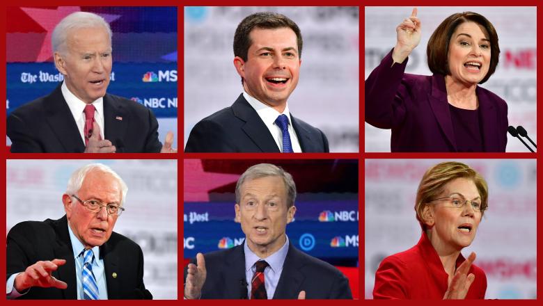 Democratic Debate January