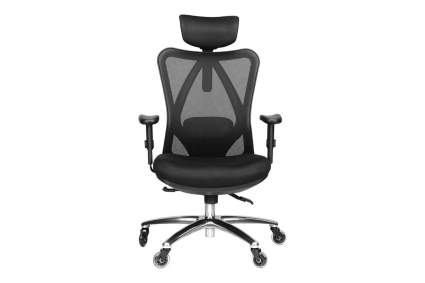Duramont Ergonomic Adjustable Office Chair with Headrest