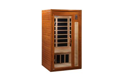 Dynamic Saunas Barcelona 2-Person Infrared Sauna