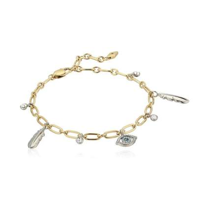 Fossil What's Your Charm Free Spirit Bracelet