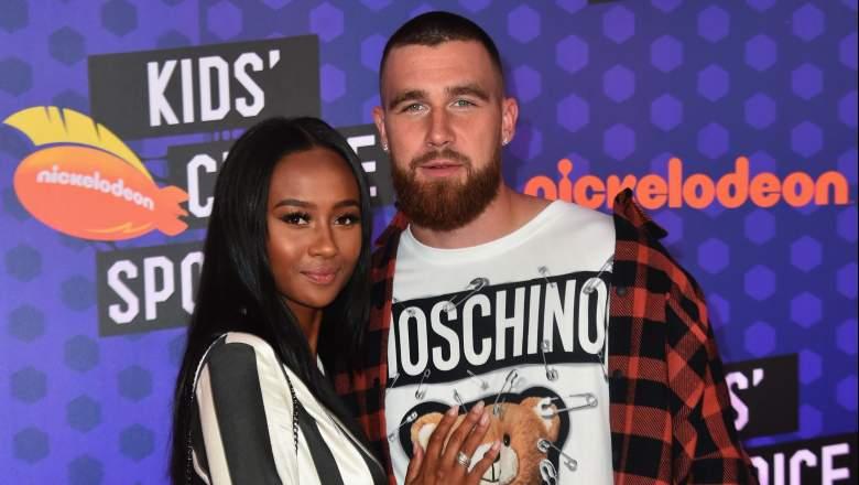 Travis Kelce Girlfriend Kayla Nicole