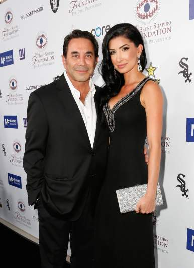 Brittany Pattakos and Dr. Paul Nassif