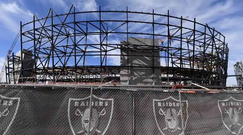 raiders las vegas allegiant stadium