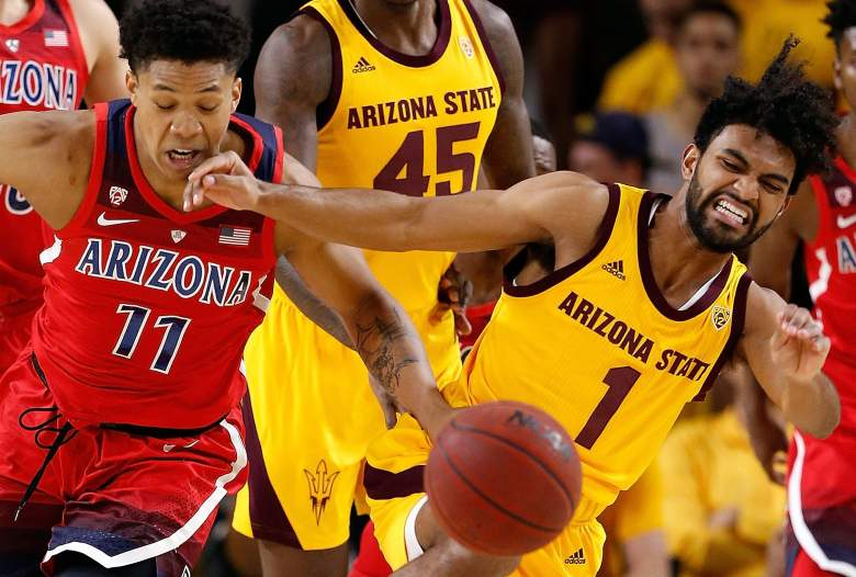 Arizona v Arizona State watch