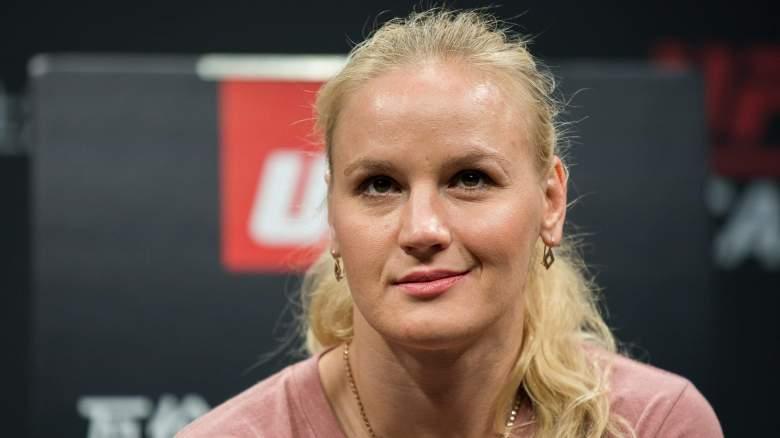 UFCs Valentina Shevchenko