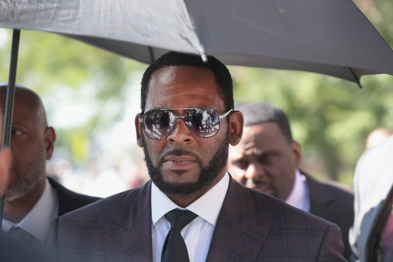 R Kelly mother father
